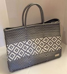 Handmade Bag Canasta Classic Style #Handmade #CanastaClassic