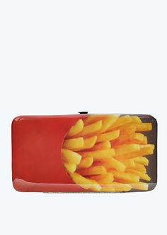 image of French Fries Hinged Wallet
