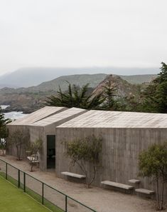 Four Programs Pavilion,© Fernando Alda