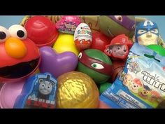 Baby Big Mouth Remix! Best of Huge 101 Surprise Egg Opening Elmo Disney Cars Mickey Minnie Mouse - YouTube