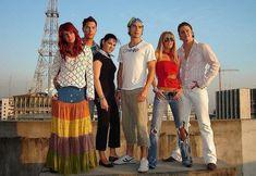Capricho - 005 - RBD Fotos Rebelde | Maite Perroni, Alfonso Herrera, Christian Chávez, Anahí, Christopher Uckermann e Dulce Maria