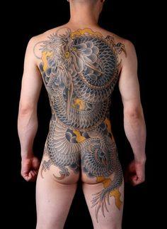 Fuck Yeah Irezumi (dirtypeanut: Traditional Japanese Tattoo by Koji...)