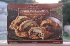 What's Good at Trader Joe's?: Paneer Roll Aachari