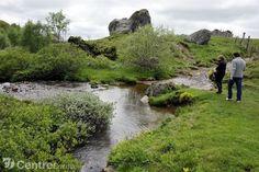 En Auvergne : Puy-de-Dôme : La réserve naturelle de Chastreix-Sancy comprend notamment le cirque glaciaire de la Fontaine salée - Fanny ARLANDIS