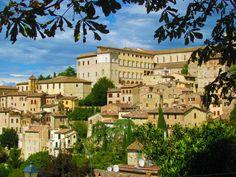 Villiage of Todi Italy