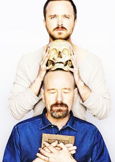 Breaking Bad - Entertainment Weekly: Bryan Cranston & Aaron Paul