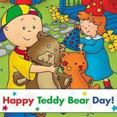 Friday September 9, 2001. Happy Teddy Bear Day!
