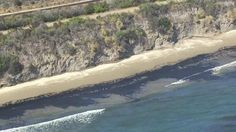Pipeline crack spills 21,000 gallons of oil along Santa Barbara coast | Inhabitat - Sustainable Design Innovation, Eco Architecture, Green Building