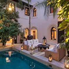 Riad KheirredineRight in the heart of Marrakech's ancient medina lies Riad Kheirredine, a tranquil and luxurious property where exceptional service is the norm. Built around a verdant courtyard.