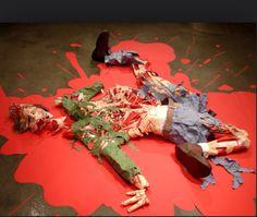 "Thomas Friedman paper sculpture ""untitled"""