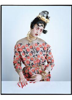 Prada, W Magazine     photograph by Tim Walker    February 2012