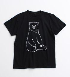 【予約販売】○フロッキーくまTシャツ