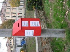 Post box for letters to Santa Claus! Santa Claus Village, Post Box, Santa Letter, Mailbox, Letters, Outdoor Decor, Christmas, Home Decor, Xmas