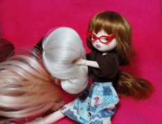 doll wig fairy LUCY