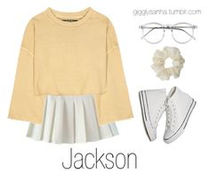 """""""Casual LA Date // Jackson"""" by suga-infires ❤ liked on Polyvore featuring adidas Originals, Wildfox and Miss Selfridge"""