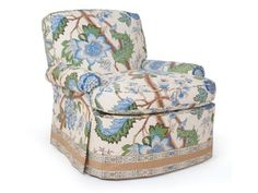 Available in two sizes; Ottoman available.