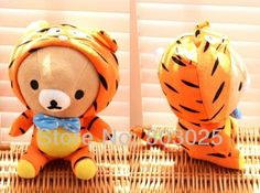 Rilakkuma Wearing Zodiac Mascot Costumes (5)