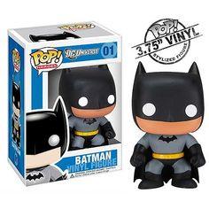 Batman Pop! Heroes – DC Universe – Vinyl Figure http://popvinyl.net #funko #funkopop #popvinyl