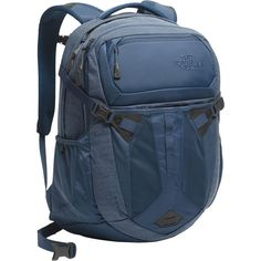 The North Face - Recon Backpack - 1892cu in - Shady Blue Heather/Shady Blue