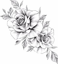 Excellent simple ideas for your inspiration Engel Tattoos, Leg Tattoos, Arm Tattoo, Body Art Tattoos, Small Tattoos, Sleeve Tattoos, Floral Tattoo Design, Flower Tattoo Designs, Flower Tattoos