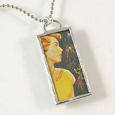 Nancy Drew pendant!