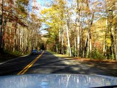 Entering Great Smoky Mountains on 441 Driving North to Gatlinburg TN, via YouTube.