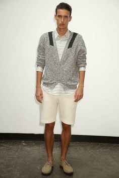 Lucio Castro Spring/Summer 2015 - New York Fashion Week