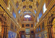 Convento da Madre de Deus, Lisboa, Portugal.