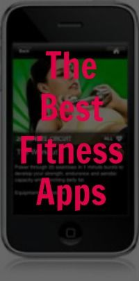 For all you iphone lovers, these fitness apps are totally worth having!
