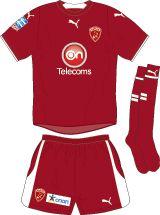 AE Larissa FC - Home Jersey (2006/07)