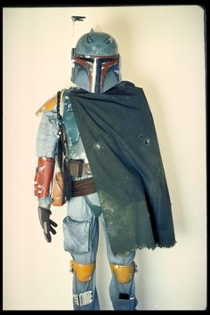 Boba Fett First Prototype Costume | Boba Fett Costume and Prop Maker Community - The Dented Helmet