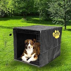 Best Dog Cage Covers for Dog Crates and Kennels