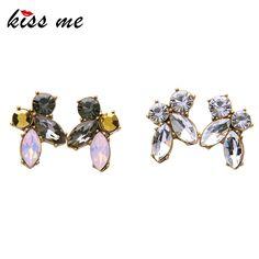 KISS ME New Design Women Earrings Fashion Bijoux Brincos Pequenos Dress Jewelry