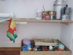 Der Multifunktionstisch – malen, kochen, Auto fahren! Chalkboard-Table, Kreidetisch, DIY am Frickel-Freitag