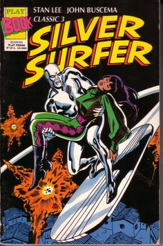 Silver Surfer Classic 3 - Play Book 13 - Ed. Play Press