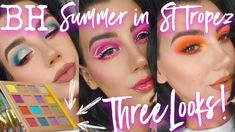 BH SUMMER IN ST TROPEZ | Three Looks + Review
