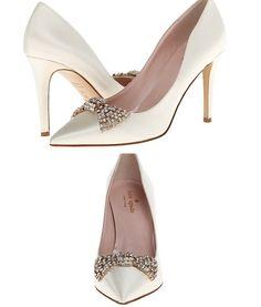 Wedding Shoes Inspiration: Kate Spade - MODwedding