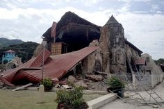 A magnitude earthquake shook the provinces of Bohol and Cebu yesterday morning Oct 15 causing death and extensive damages, particularly to old churches considered as heritage sites and tourist. Philippines Earthquake, Bohol Philippines, Manila Philippines, Visayas, Mindanao, Old Churches, The Province, Hiroshima, Album