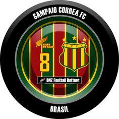 DNZ Football Buttons: Sampaio Correa FC                                                                                                                                                                                 Mais