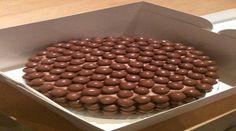 Receita de Bolo de Chocolate Com Chocoball