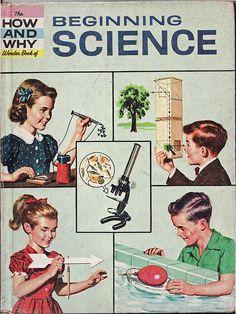 Teaching Science (Chocolate on my Cranium)