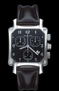 Hamilton Watch · Lloyd Chrono Large