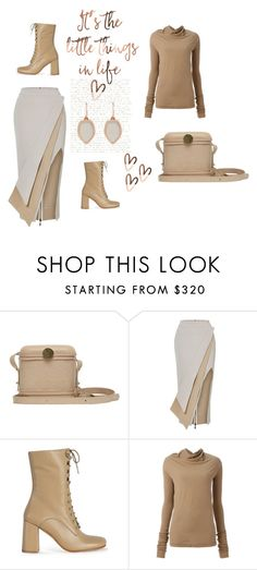 """""""It's the little things in life"""" by marifimarina ❤ liked on Polyvore featuring Benedetta Bruzziches, Maticevski, Zimmermann, DRKSHDW and Monica Vinader"""