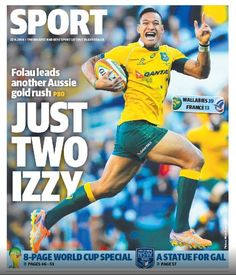 Wallabies clean sweep the French