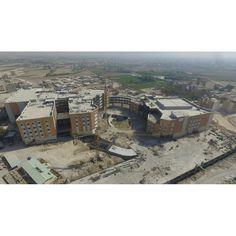 @isfahanhealthcarecityofficial  جهت اطلاع از روند پیشرفت پروژه ملی شهرک سلامت ما را دنبال کنید. #خبر#isfahan_city_center #اصفهان_سیتی_سنتر #instadily