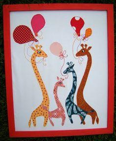 Mama Elf's Hut: Little Giraffe's Birthday Party