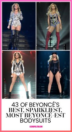 Sequins, fringe, latex, and more! Beyonce Costume, Wedding Bodysuit, Latex Bodysuit, Queen B, Leather And Lace, Salsa, Beautiful People, Fashion Beauty, Vestidos