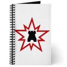 Northkeep Badge Journal