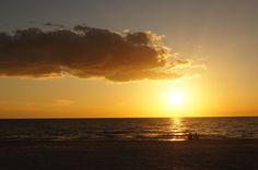 Marco Island, FL. Gosh, I miss those sunsets.