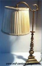 unique german antique mid century lamps